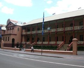 Parliament House - Tourism Cairns