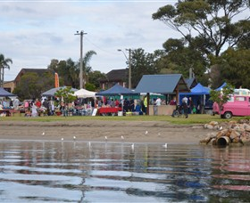 Greenwell Point Riverside Markets - Tourism Cairns