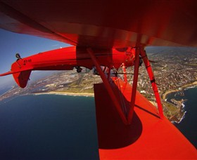 Southern Biplane Adventures - Tourism Cairns