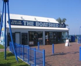Innes Boatshed - Tourism Cairns