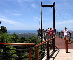 Sealy Lookout - Tourism Cairns