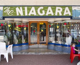 Niagra Cafe - Tourism Cairns