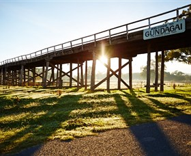 Historic Bridges of Gundagai - Tourism Cairns