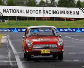 National Motor Racing Museum - Tourism Cairns