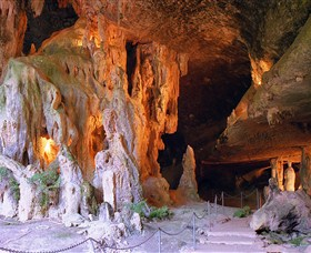 Abercrombie Caves - Tourism Cairns