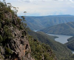 Landers Falls Lookout - Tourism Cairns