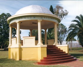 Kingaroy Soldiers Memorial Rotunda - Tourism Cairns