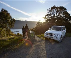 Aberfeldy Four Wheel Drive Track - Tourism Cairns