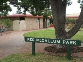 Reg McCallum Park - Tourism Cairns