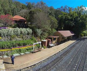Spring Bluff Railway Station - Tourism Cairns