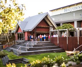 Hollydene Estate Wines and Vines Restaurant - Tourism Cairns