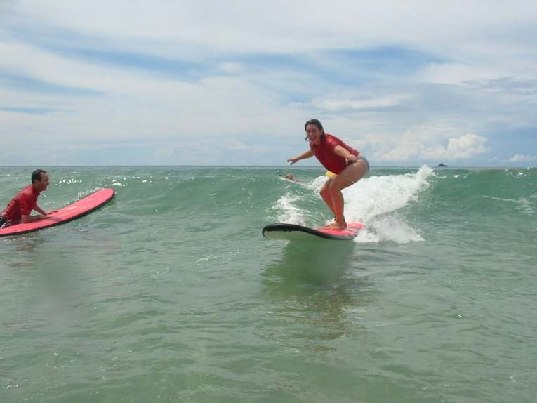 Byron Bay Style Surfing - Tourism Cairns