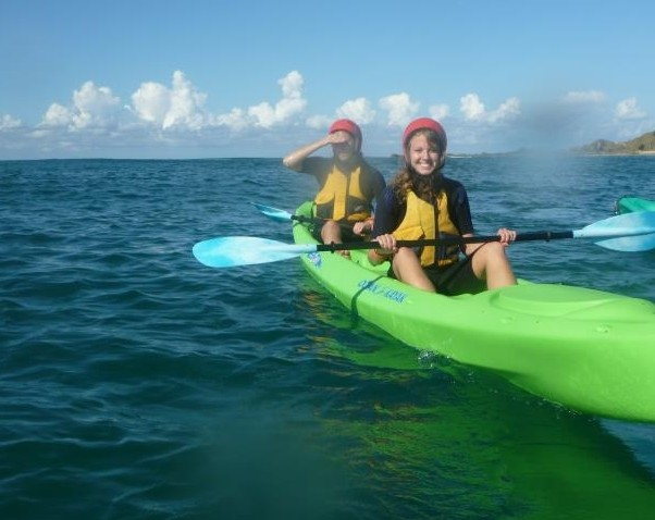 Cape Byron Kayaks - Tourism Cairns