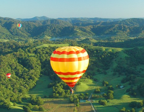 Byron Bay Ballooning - Tourism Cairns