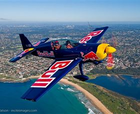 Red Baron Adventure Flights - Tourism Cairns