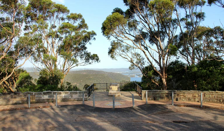 Staples lookout