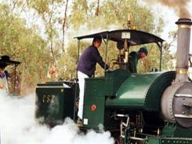 Cobdogla Irrigation And Steam Museum - Tourism Cairns