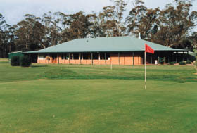 Echunga Golf Club Incorporated - Tourism Cairns