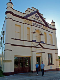 Historic Ambulance Centre