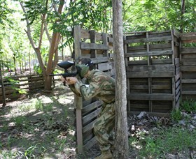 United Paintball - Tourism Cairns