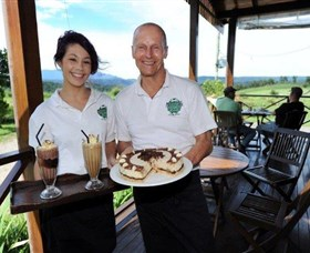 Mungalli Creek Biodynamic Dairy and Organic Cafe - Tourism Cairns