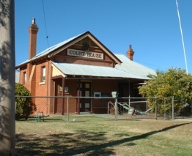 Whitton Courthouse and Historical Museum - Tourism Cairns