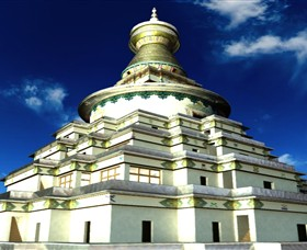 The Great Stupa of Universal Compassion - Tourism Cairns