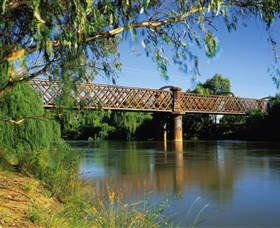 Narrandera Rail Bridge - Tourism Cairns