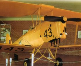 Tiger Moth Memorial - Tourism Cairns
