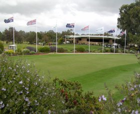 Tocumwal Golf Club - Tourism Cairns
