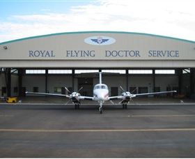 Royal Flying Doctor Service Dubbo Base Education Centre Dubbo - Tourism Cairns