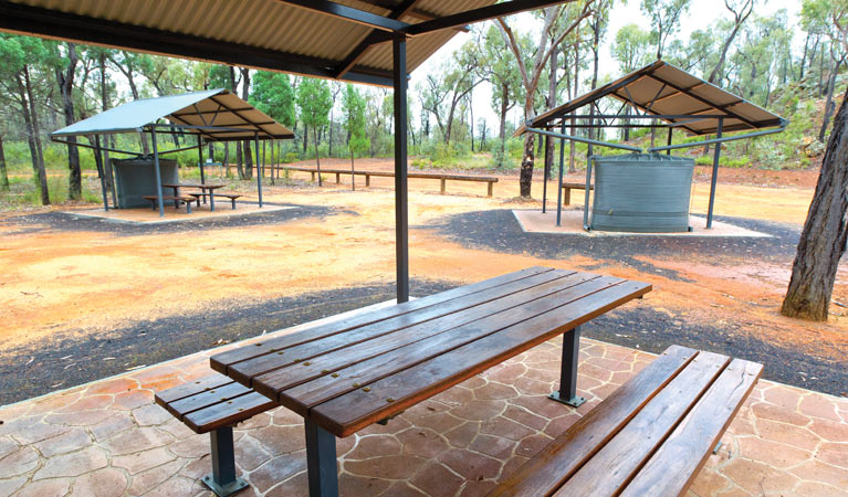 Salt Caves picnic area - Tourism Cairns