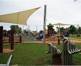 Livvi's Place Playground - Tourism Cairns
