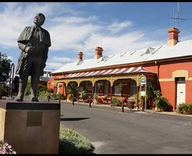 Forbes Railway Arts and Visitor Information Centre