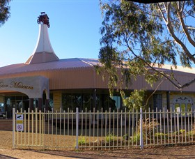 McFeeters Motor Museum and Visitor Information Centre - Tourism Cairns