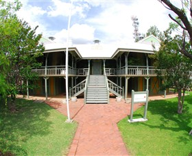 Moree Lands Office Historical Building - Tourism Cairns
