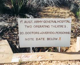 Army General Hospital Site - Tourism Cairns