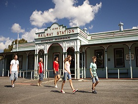 Mount Morgan Railway Museum - Tourism Cairns