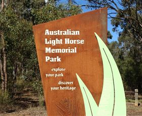 Australian Light Horse Memorial Park - Tourism Cairns