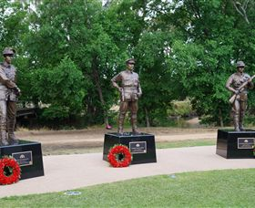 VC Memorial Park - Honouring Our Heroes - Tourism Cairns