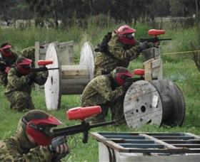 Project Paintball