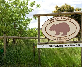 Wombat Heights Orchard and Grog Shed - Tourism Cairns