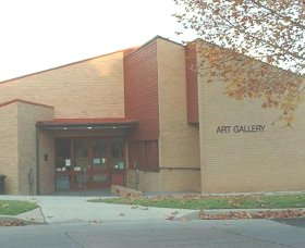 Cowra Regional Art Gallery - Tourism Cairns