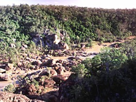 Auburn River National Park - Tourism Cairns