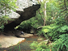Cania Gorge National Park - Tourism Cairns