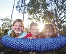 Oddies Creek Playspace
