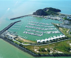 Keppel Bay Marina - Tourism Cairns
