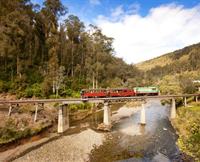 Walhalla Goldfields Railway - Tourism Cairns