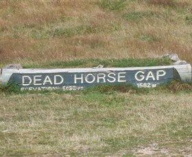 Dead Horse Gap - Tourism Cairns
