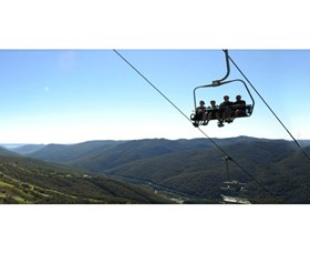 Kosciuszko Express Chairlift - Tourism Cairns
